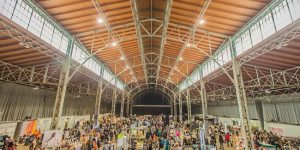Designmarkt Edelstoff Marx-Halle Wien