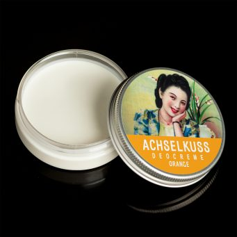 ACHSELKUSS Deocreme Orange