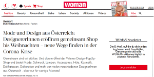 woman.at Wiener Design Pop-up Shop
