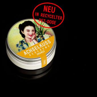 ACHSELKUSS Deocreme Orange reycelte PET-Dose online kaufen
