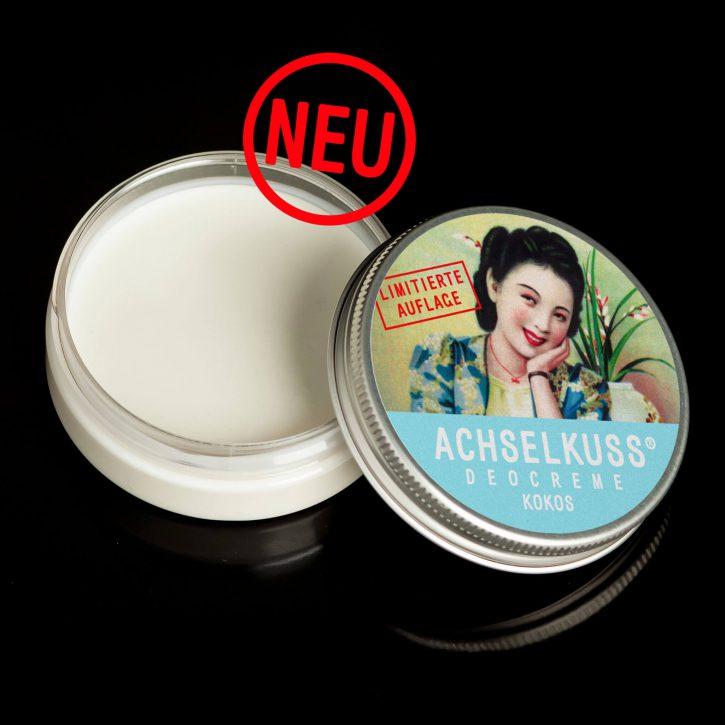 ACHSELKUSS Deocreme Kokos reycelte PET-Dose online kaufen